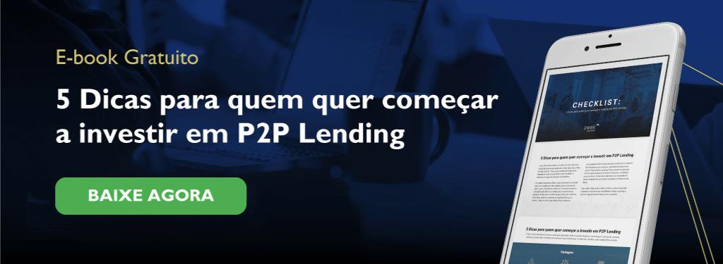 Como montar uma carteira de investimento mais segura dentro da modalidade P2P Lending? 1
